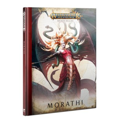 Cover Broken Realms: Morathi (Englisch) Vorderseite