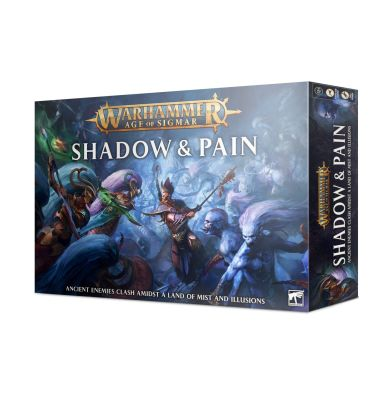 Verpackung Age of Sigmar: Shadow and Pain (Englisch)...