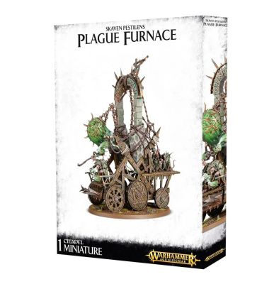 Plague Furnace/Screaming Bell verpackung vorderseite