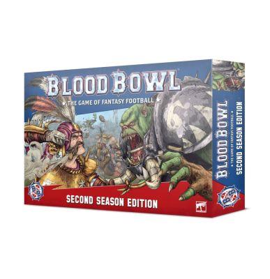 Verpackung Blood Bowl: Second Season Edition (Deutsch)...