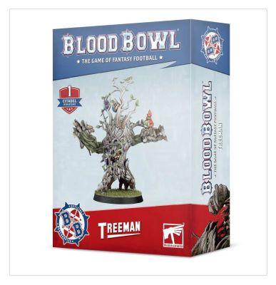 Verpackung Blood Bowl: Treeman Vorderseite