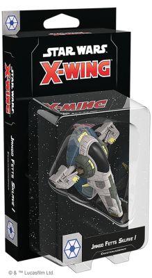 Star Wars X-Wing 2. Edition: Jango Fetts Sklave I -...
