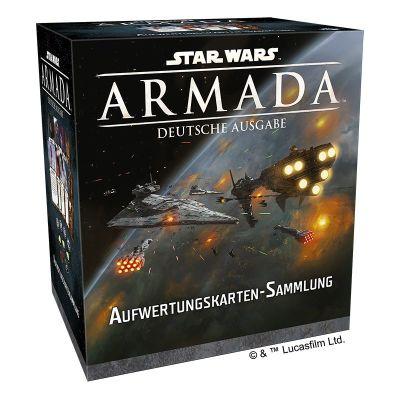 Star Wars: Armada - Aufwertungskartensammlung -...