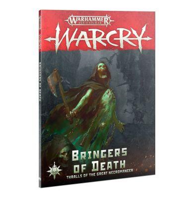 Cover Warcry: Boten Des Todes (Deutsch) Vorderseite