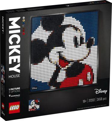 LEGO ART - 31202 Disney's Mickey Mouse