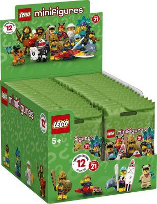 LEGO Minifigures - 71029 Minifiguren Serie 21