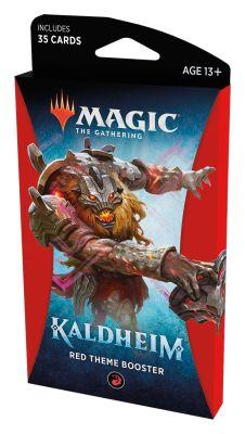 Kaldheim Theme Booster Pack red