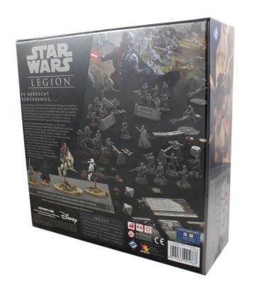 Star Wars: Legion Grundspiel verpackung rückseite