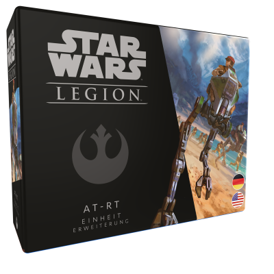 Star Wars: Legion - AT-RT verpackung vorderseite