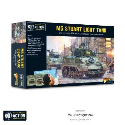 M5 Stuart Verpackung Vorderseite