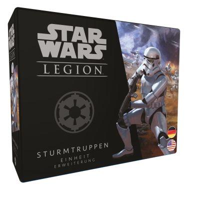 Star Wars: Legion - Sturmtruppen verpackung vorderseite