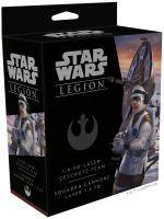 Star Wars: Legion - 1.4-FD-Lasergeschütz-Team verpackung vorderseite