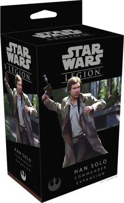 Star Wars: Legion - Han Solo verpackung vorderseite