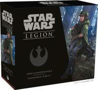 Star Wars: Legion - Rebellenkommandos verpackung vorderseite
