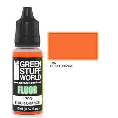 Fluor Paint ORANGE