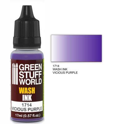 Wash Ink VICIOUS PURPLE