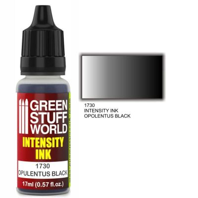 Intensity Ink OPULENTUS BLACK