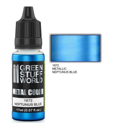 Metallic Paint NEPTUNUS BLUE