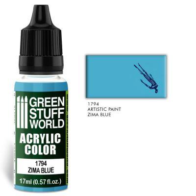 Acrylic Color ZIMA BLUE