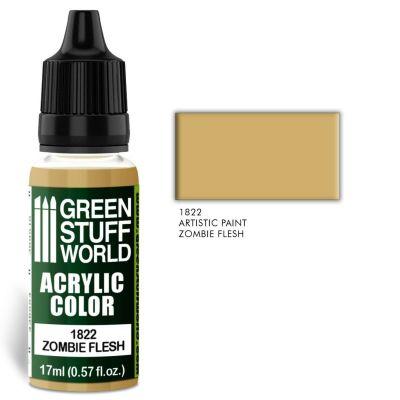 Acrylic Color ZOMBIE FLESH