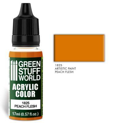 Acrylic Color PEACH FLESH