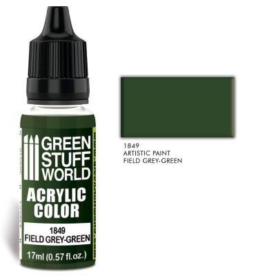Acrylic Color FIELD GREEN-GREY