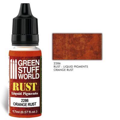 Liquid Pigments ORANGE RUST