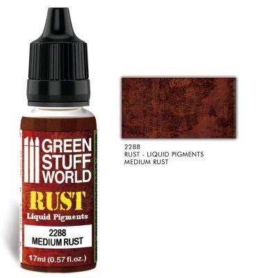 Liquid Pigments MEDIUM RUST