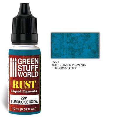 Liquid Pigments TURQUOISE OXIDE