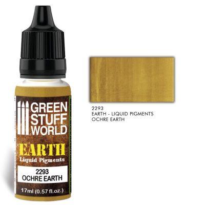 Liquid Pigments OCHRE EARTH