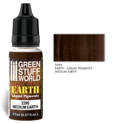 Liquid Pigments MEDIUM EARTH