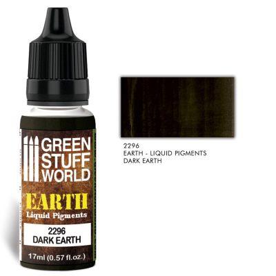 Liquid Pigments DARK EARTH