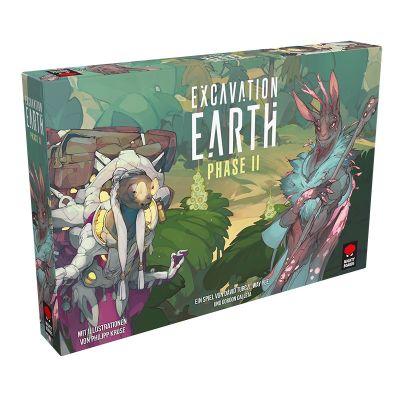 Excavation Earth Phase II Erweiterung deutsch cover...