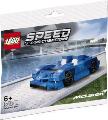 LEGO Speed Champions - 30343 McLaren Elva