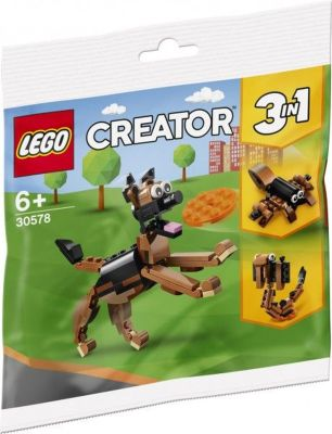 LEGO Creator - 30578 Deutscher Schäferhund