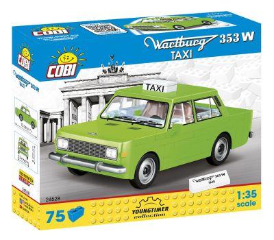 COBI-24528 Wartburg 353w Taxi