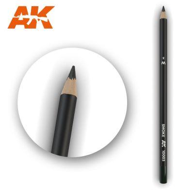 Watercolor Pencil Smoke (box - 5 Units)