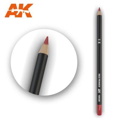 Watercolor Pencil Red Primer (box - 5 Units)