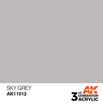 Sky Grey 17ml