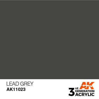 Lead Grey 17ml