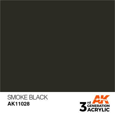Smoke Black 17ml