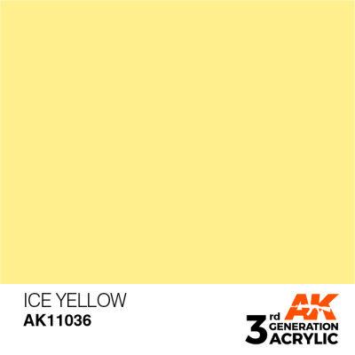 Ice Yellow 17ml