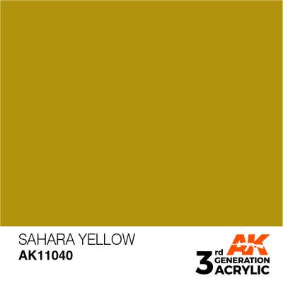 Sahara Yellow 17ml