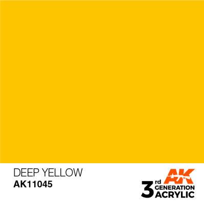 Deep Yellow 17ml