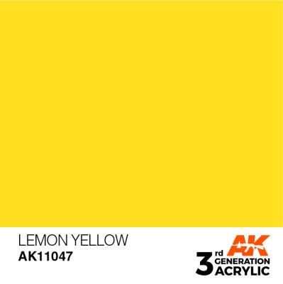 Lemon Yellow 17ml
