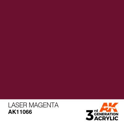 Laser Magenta17ml