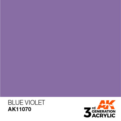 Blue Violet 17ml