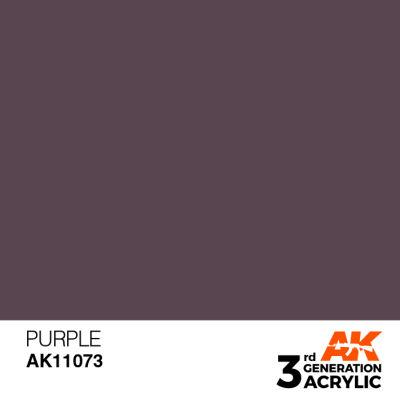 Purple 17ml