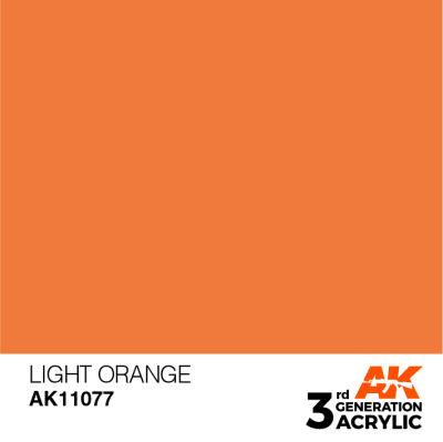 Light Orange 17ml