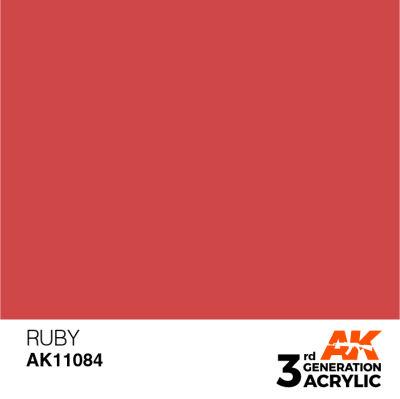 Ruby 17ml